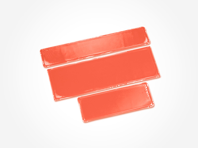 OrangeAID  Arm Board Pads