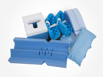 Andrews Spinal Table Patient Care Kits