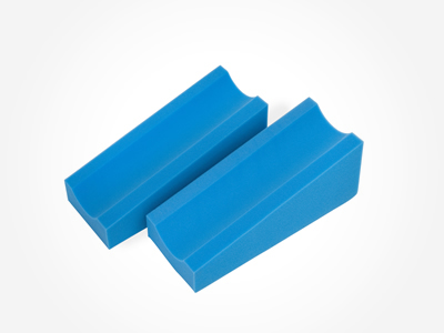 5880-80 Pair Leg Wedge Foam Pads