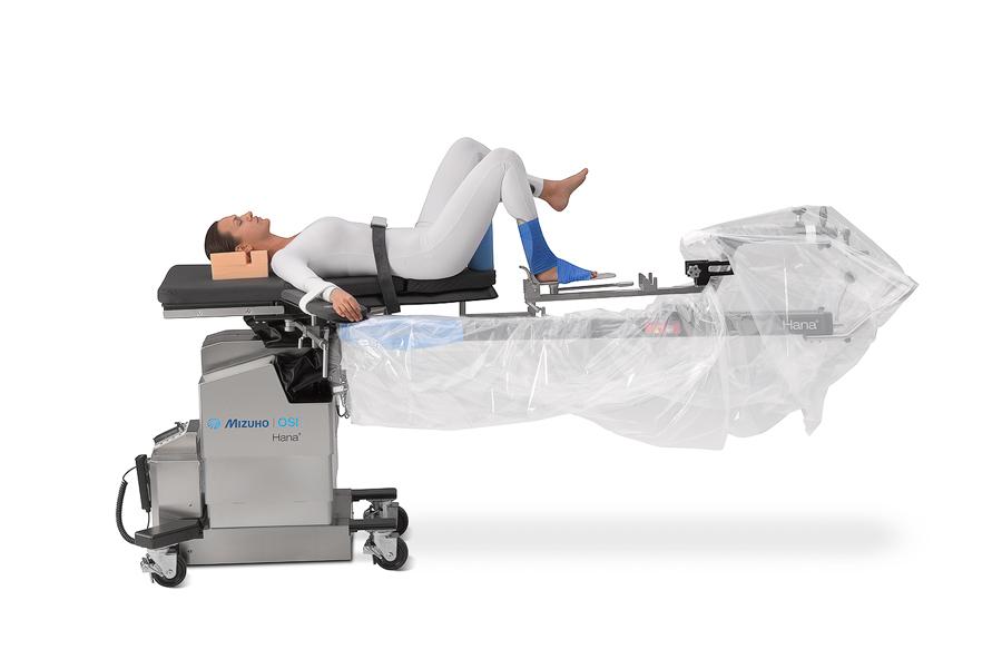 Hana Table Anterior Hip Replacement Total Knee Arthroplasty Supine Position