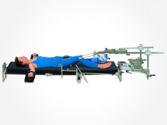 Radiolucent Imaging Top w/ Pelvic Reconstruction Optional Accessories - Supine