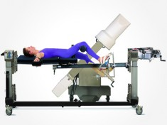 IM Nailing Tibia: Supine with Unilateral Skin Traction