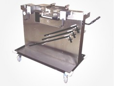 5863 Traction Arc Cart for the 5855 Ortho Trauma Modular Table Top Traction Components