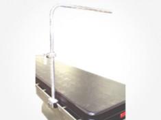 6800-350 Drape Rod (rail mounted)