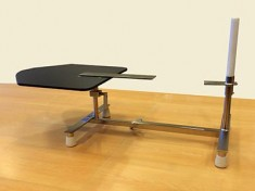 3340 Infant Cast Table