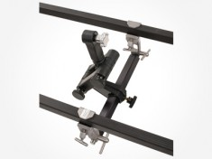 Coupler II Mounted on Spinal Surgery Frame