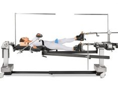 Hip Pinning: Supine with Bilateral Skin Traction
